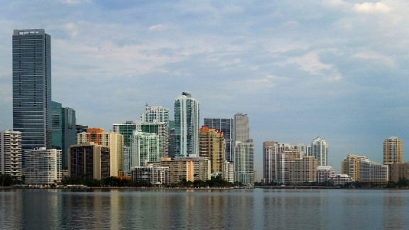 Miami is ninth in average commute time, clocking in at 26.6 minutes.