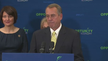 Speaker Boehner 'baffled' by reports of Israeli spying