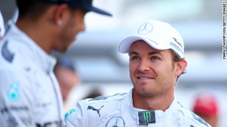 Nico Rosberg sets his sights high for the Malaysian Grand Prix.