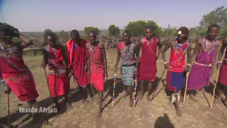 How dance defines the ancient tribes of modern Kenya