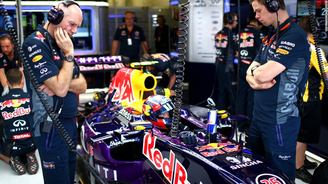 Who can challenge Mercedes' mighty engine? Red Bull -- which won three races in 2014 -- started off the pace. There were headaches in Australia as Danill Kvyat failed to start the race because of technical problems.
