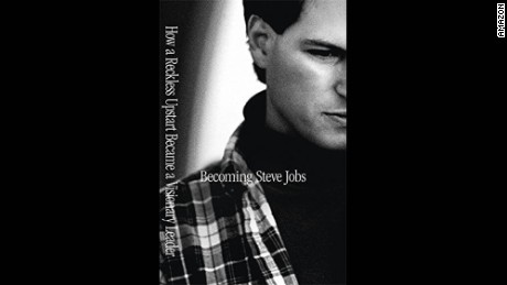 """Becoming Steve Jobs,"" by Brent Schlender and Rick Tetzeli, went on sale Tuesday."