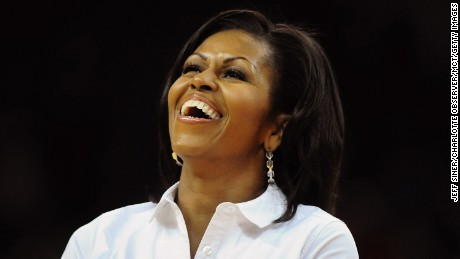 MIchelle Obama's 'Let's Move!' program