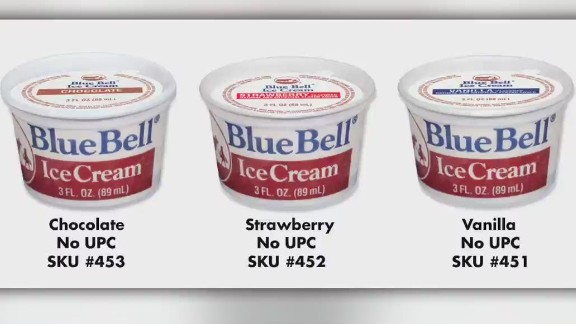 Blue Bell Ice Cream voluntarily recalled all of its products made at all of its facilities, the company said in an April 2015 news release. The products, which included ice cream, frozen yogurt, sherbet and other frozen delights, were potentially contaminated with listeria. Listeria is rare, but it's still the third-ranking cause of death from food poisoning in the United States.