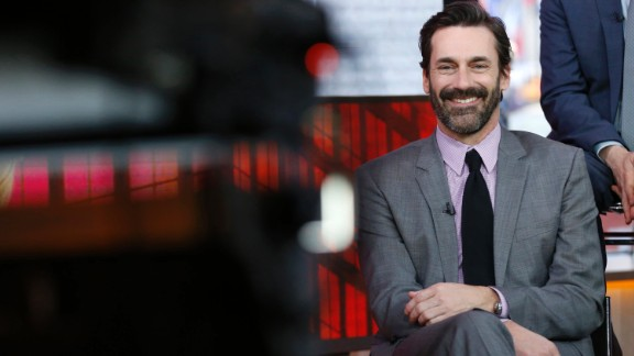 "TMZ reported that Jon Hamm of AMC's ""Mad Men,"" shown here on NBC's ""Today"" show, completed a 30-day stint in rehab to treat an addiction to alcohol."