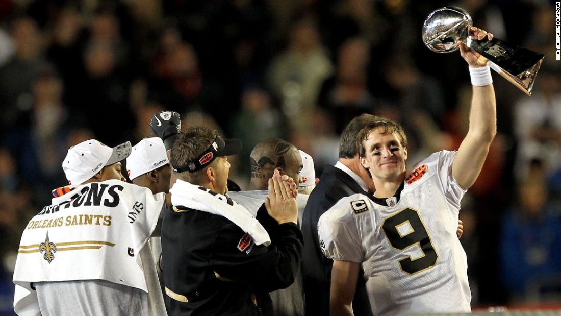 A decade ago, Super Bowl glory was still a pipe dream for the New Orleans Saints and Seattle Seahawks. But in 2009, four years after its city was devastated by Hurricane Katrina, the Saints beat the Indianapolis Colts 31-17. Seattle's first NFL success came in 2013, thrashing Denver Broncos 43-8. Peyton Manning was on the losing team both times.