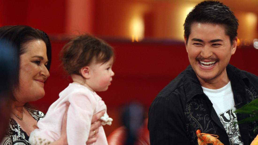 Thomas Beatie became the first transsexual man to give birth to a baby in 2008 and has subsequently had two more children. Beatie was born a woman but underwent hormone therapy before being legally declared a man. He retained his primary female sexual organs so he could one day get pregnant.