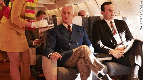 Mad Men How The Show S 60s Style Evolved Cnn