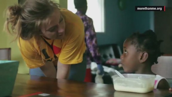 Katie Meyler is one of the people singled out by Time magazine as a person of the year, one of the people who felt called to fight Ebola in Liberia. She wasn