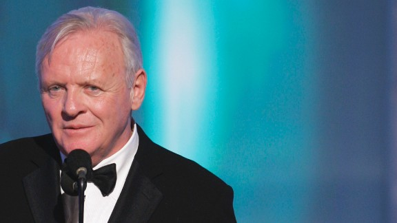Oscar-winning actor Anthony Hopkins was the graduation speaker for Pepperdine University's undergraduate Seaver College on May 2.