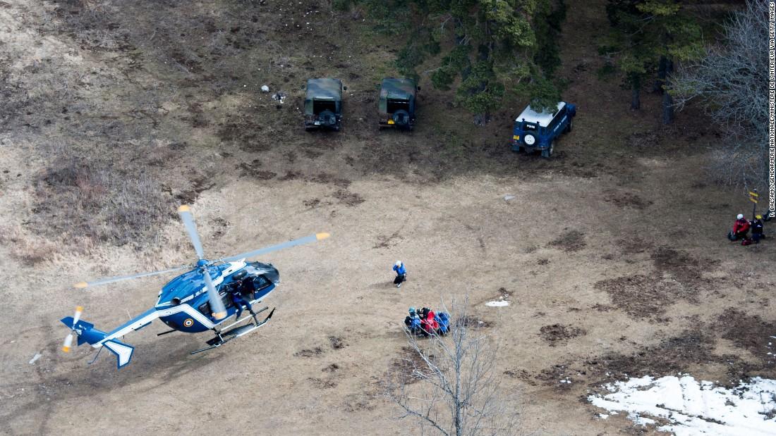 Germanwings plane crash: Co-pilot acted deliberately - CNN