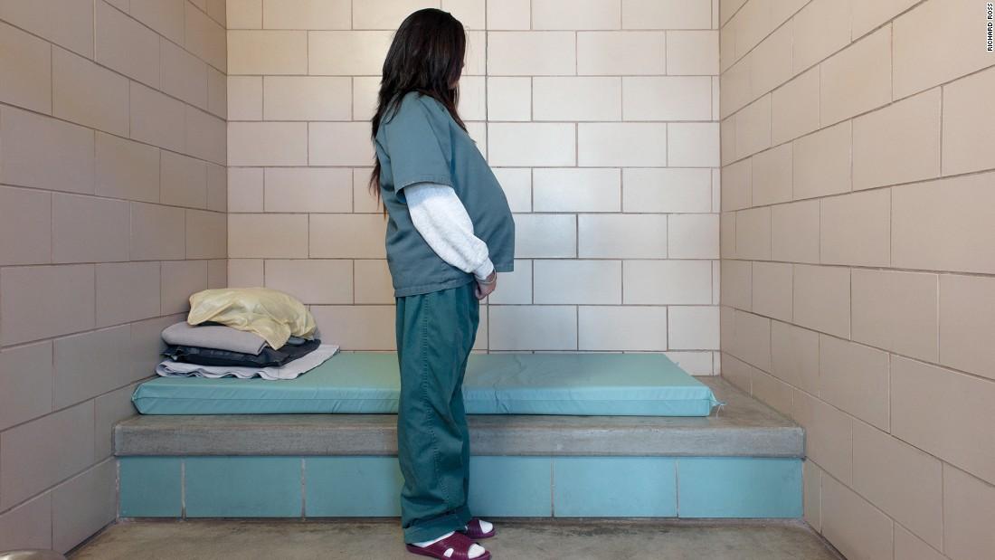 Girls behind bars tell their stories - CNN