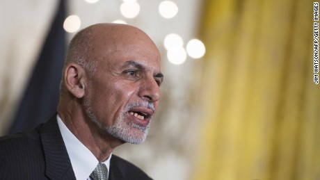 Afghanistan offers to recognize Taliban as legitimate 'political party'