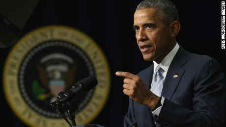 President Barack Obama announces a five-year plan to fight antibiotic-resistant bacteria.