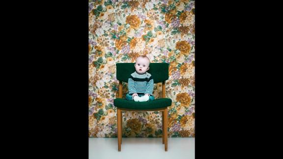Christopher Logi, age 9 months