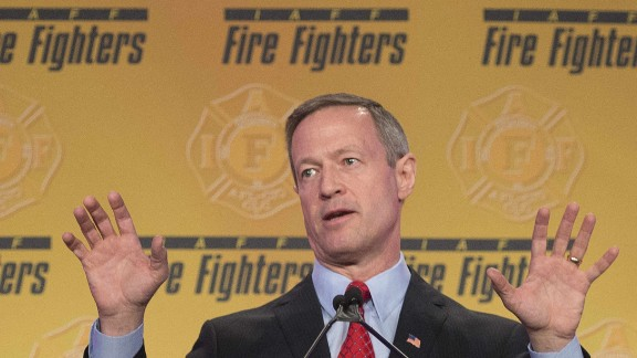In some early 2016 polling, O'Malley is pulling single-digit numbers.