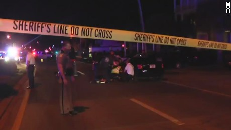 7 shot during spring break in Florida