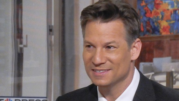 NBC News Chief Foreign Correspondent Richard Engel will speak at Stanford University's commencement on June 14.
