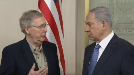 McConnell: U.S.-Israel relationship still very strong