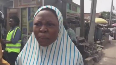 Nigerian voter: 'We need a change'