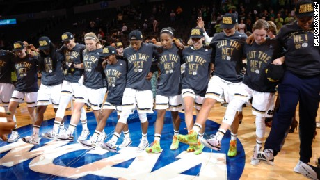 The real March Madness: When will women's teams get equal buzz?