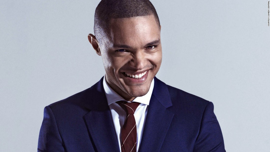 "Comedian Trevor Noah, who joined the show as a correspondent in December 2014, will succeed Jon Stewart as host of ""The Daily Show"" after Stewart steps down later this year."