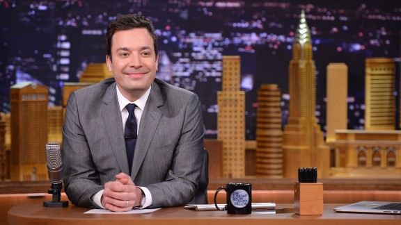 "Jimmy Fallon took over the ""Tonight Show"" from Jay Leno in 2014, and unlike the previous hand-off -- between Leno and Conan O'Brien -- the transition went very smoothly. Fallon has brought in a younger audience, and his bits often go viral."