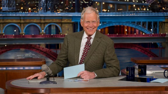 David Letterman was the Grand Old Man of Late Night -- but he's now left the stage (and desk, chair and mic combination) to his younger colleagues. He signed off May 20, 2015.