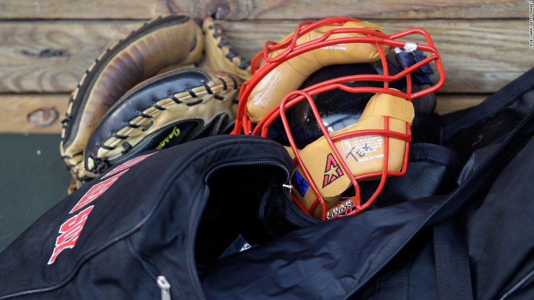 "<strong>Baseball and softball equipment.</strong> <a href=""https://www.southwest.com/html/customer-service/baggage/special-luggage-pol.html"" target=""_blank"">Southwest Airlines allows baseball and softball players to check one bag of gear</a> for free instead of a free checked bag. The bag generally may have ""four bats, one helmet, one pair of cleats, one uniform, one glove, and one pair of batting gloves."" (The team's catcher often has additional equipment.) But bags over 50 pounds may be subject to extra fees."