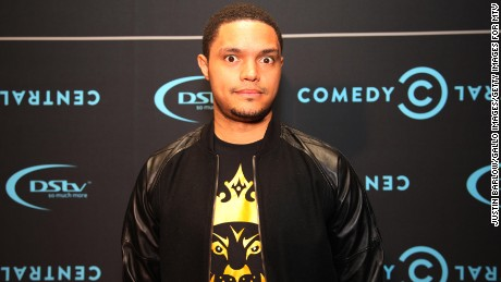 "Trevor Noah, 31, will replace Jon Stewart as the host of ""The Daily Show."""