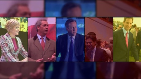 EU membership a key issue of UK election