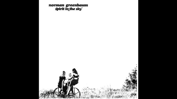 """The album cover to Greenbaum's hit song. On his Twitter page, Greenbaum describes himself as a """"one-hit wonder."""""""