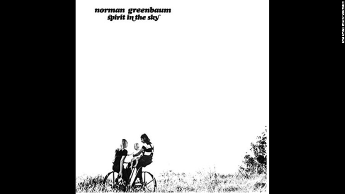 "The album cover to Greenbaum's hit song. On <a href=""https://twitter.com/NormanGreenbaum"" target=""_blank"">his Twitter page,</a> Greenbaum describes himself as a ""one-hit wonder."""