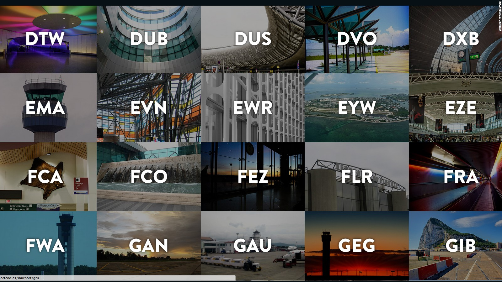 airport codes addictive site covers it from aal to zrh cnn travel