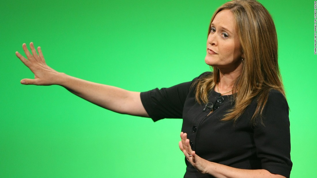 "Samantha Bee was the longest-serving ""Daily Show"" correspondent, having been with the show from 2003 to 2015. A show on TBS -- like CNN, a unit of Time Warner -- is in the works. Bee is married to fellow ""Daily Show"" veteran Jason Jones."