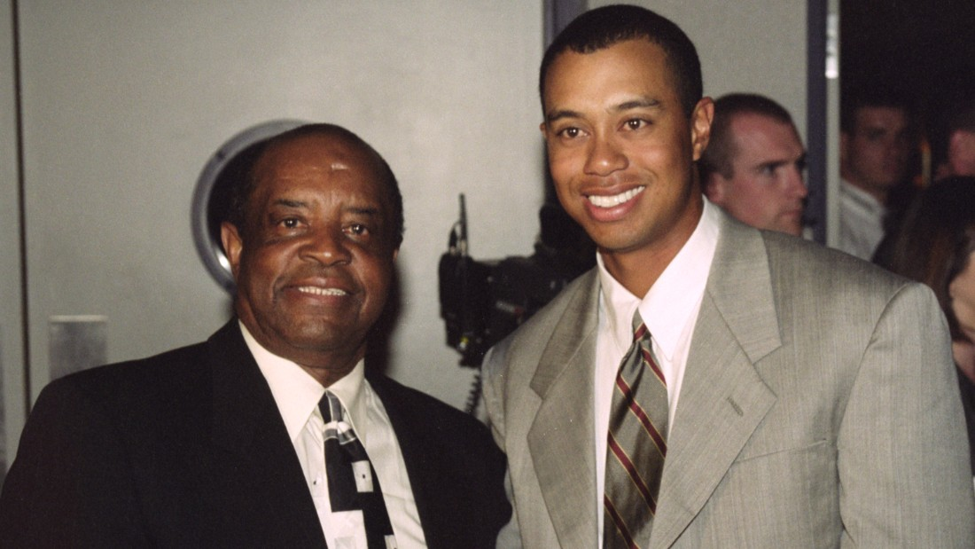 Elder paved the way for future generations: Tiger Woods became the first black man to win the Masters in 1997. Elder had seen Woods play on his debut at Augusta in 1995 and confidently predicted he would win the tournament.