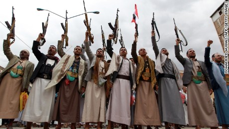 Houthis call for U.N.-backed peace talks