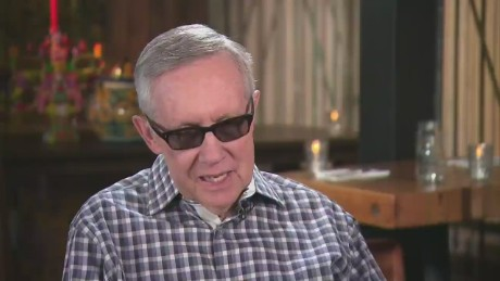 Sen. Harry Reid on marriage: 'I am a blessed man'