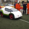 ABUCAR Finished Green Car Africa