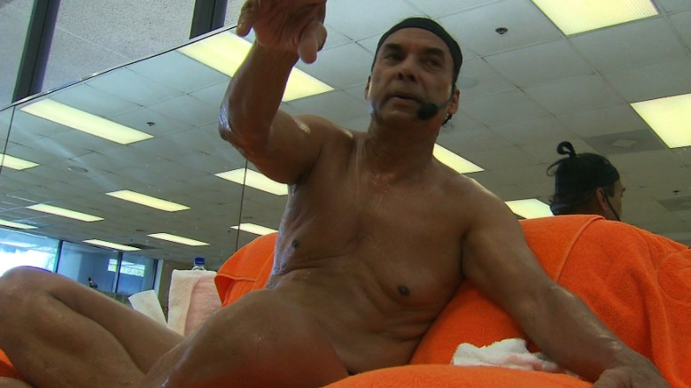 Bikram yoga founder reacts to sex assault allegations