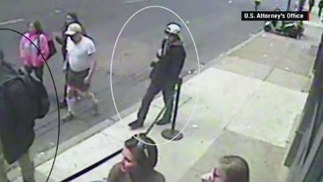 New Boston bombing video released
