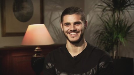 Mauro Icardi's talks family and feuds