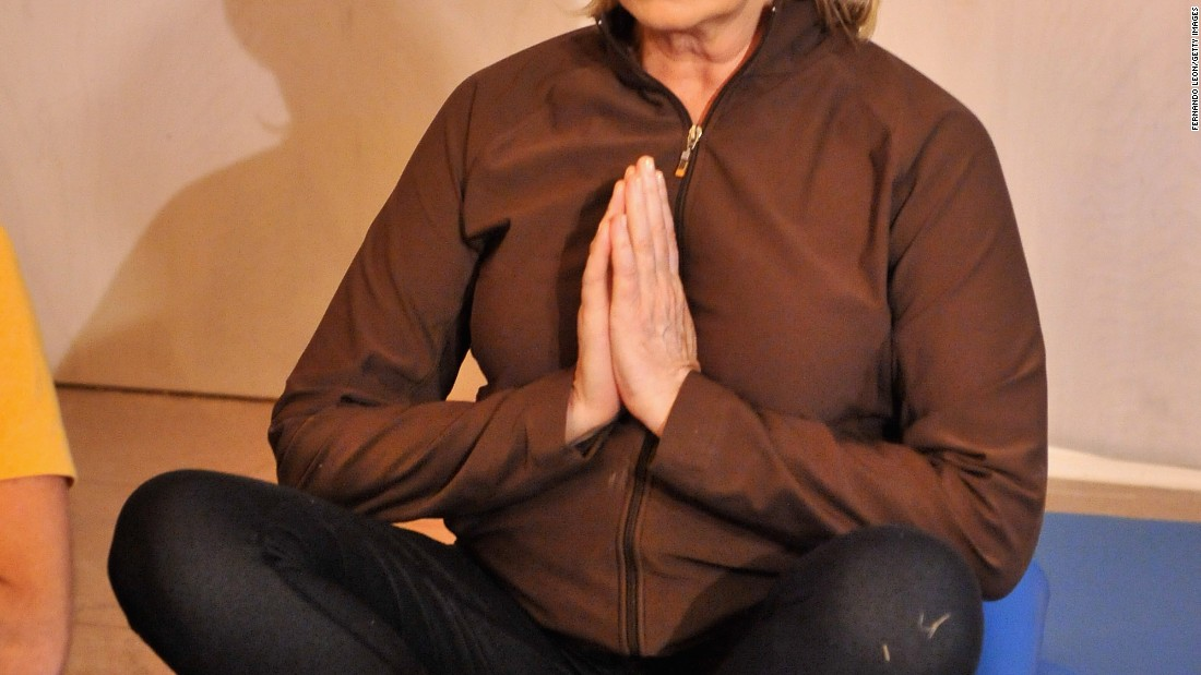 Many CEOs such as Martha Stewart look to some form of mindfulness, or meditation, to keep stress in check.