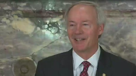 Arkansas governor: Bill needs changes before I sign it