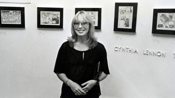 """<a href=""""http://www.cnn.com/2015/04/01/entertainment/cynthia-lennon-obit/index.html"""">Cynthia Lennon</a>, the first wife of John Lennon, died Wednesday, April 1, according to a post on the website of her son, Julian. She was 75."""