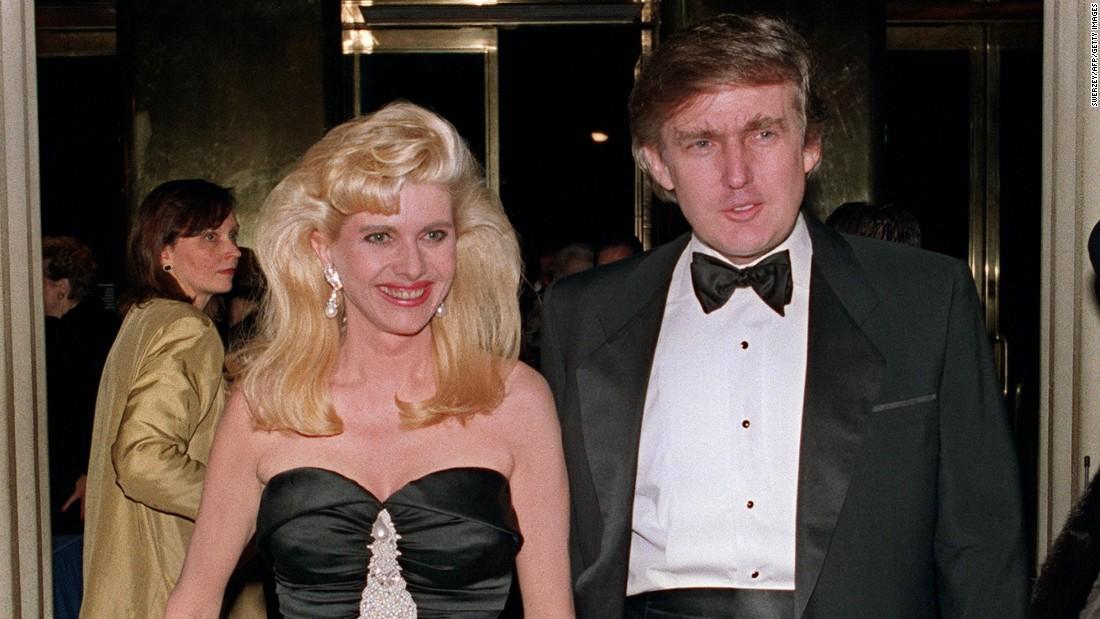 Donald Trump Son Purge