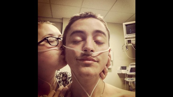 They both needed new lungs.