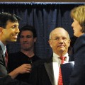 Jindal and Blanco debate 2003