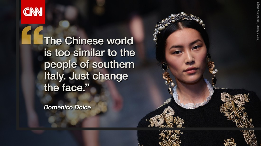 The designers have a soft spot for China, which got its first Dolce & Gabbana store in 2005. They plan to open dozens of other Chinese outposts in the coming years.