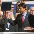 Jindal takes oath of office 2008- 2